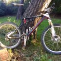 VTT 26' HAIBIKE SLEEK RC FULL CARBONE